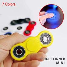 Buy 7 Colors EDC Plastic Fidget Spinner Reduce Stress Puzzle Hand Spinner Rotation Time Long Finger Spiner Kids Adults Toys Gifts for $1.88 in AliExpress store