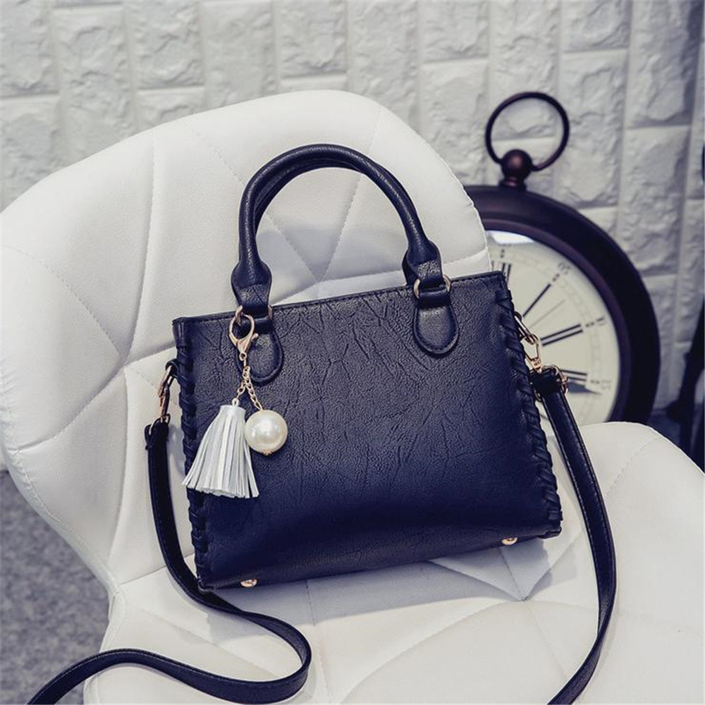 PU Women Handbag European and American style fashion bag  A variety of color to choose <br><br>Aliexpress