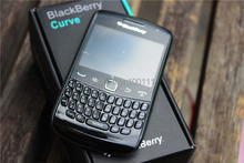 Curve 9360 Original Blackberry 9360 phone with 5 MP camera QWERTY Keyboard Unlocked Mobile Phone Free DHL(EMS) Shipping(Hong Kong)