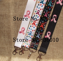 Hot Sale! 60 pcs Popular Ribbon  Key Chains Mobile Cell Phone Lanyard Neck Straps Children Favors SZ-237