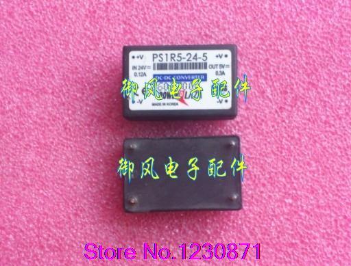 PS1R5-24-5 South Korean imports PLAZA DC-DC  module 24V turn 5V1.5W0.3A<br><br>Aliexpress