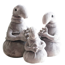 Waiting Zhdun The One Who Waits Tubby Gray Blob Zhdun Meme toy children plush doll baby soft doll best children birthday present