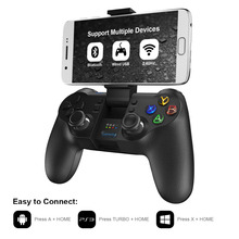 GameSir T1s Gamepad for PS3 Controller Bluetooth 2.4GHz Wired for SONY Playstation PC/VR/TV Box/PS3 (Ship from CN, US, ES)(China)
