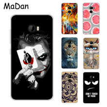 Cool Pattern Cover For HTC One X10 Case Colorful Drawing Soft Silicone TPU Cover Case For HTC One X10 X10w E66 Phone Cases