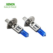 XENCN H1 Super Bright White Car Light Source UV Bulbs Halogen lamp for Ford Auto Car Headlight 4300K 12V 100W(China)