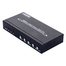 NI5L 2017 New Arrival HDMI 2X1 Multi Viewer Splitter With PIP 1080P Picture A/V Division HDTV PC(China)