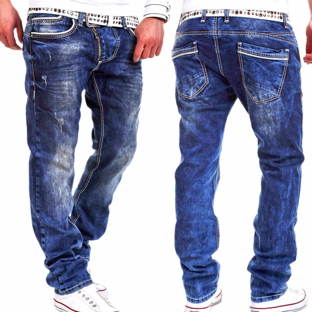 Skinny Jeans  Dark blue denim  Men  HampM US