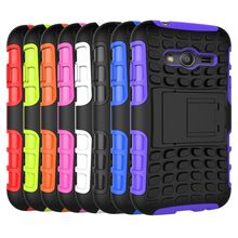 For Samsung Grand Core Prime Ace 4 E5 E7 G130 Armor Hybrid Defender Tyre Case for Samsung Ace 4 E5 E7 G130 Case Cover