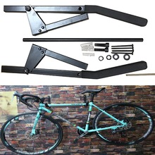 High Quality Aluminium Alloy Bicycle Wall Mount Holder Stand Mountain Bike Storage Rack Hook Hanger Cycling Accessories B2Cshop