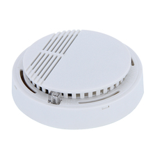 Wireless Smoke Alarm Sensor Detector Work Alone 85dB Voice High Sensitive House Home Security Fire Alarm Systems