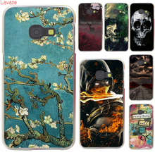 Lavaza Printed Bag Coque Hard Case for Samsung Galaxy A3 A5 J7 J3 J5 2015 2016 2017 Grand Prime Note 2 3 4 Cover(China)