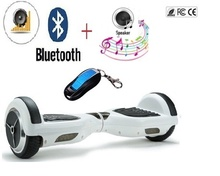 "Self balancing Scooter 6.5"" Electric Scooter Hoverboard Bluetooth Two Wheel Smart balance Electric skate skateboard giroskuter"