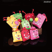 1 Pcs/set Creative Laughing Bag Pinch And Smile Gift Prank Joke Funny Novelty Toy