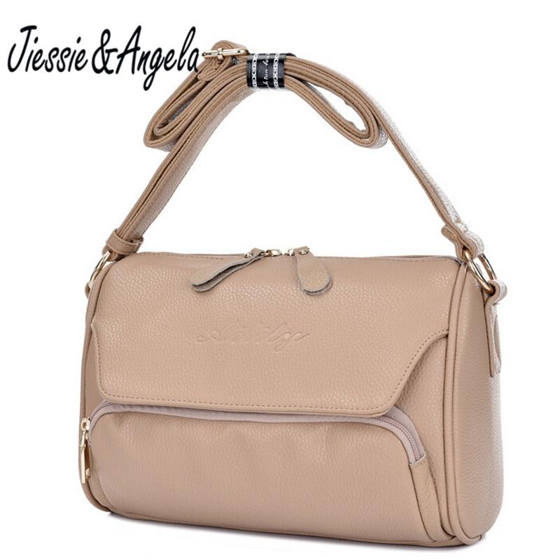 New Women Leather Handbags Famous Brand Women Shoulder Bag Spilt Leather Women Messenger Bag Hot sale Women Purses Female Bolsos<br><br>Aliexpress