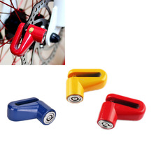 Anti-theft Safety Disk Disc Brake Rotor Lock For Scooter hoverboard Bike Bicycle Motorcycle Safety Lock