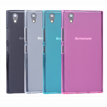 Factory Outlet Soft Case For Lenovo P70-T P70T P70 T Shell Cover TPU Protector Drop Helper Housing(China)