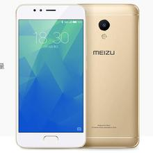 gold MEIZU M5S MTK6753 global version Cell Phone 5.2 inch octa-core mobile phone Fast Charging metal body5.0+ 13.0 camear(China)