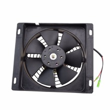GOOFIT Fan for 250cc Go Kart & Scooter Motorcycle accessory fan T50 F038-019(China)