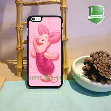 The Piglet Pink Winnie Pooh Fashion Cell Phone Cases For Iphone 6s 6sPlus 6 6Plus 5 5s 5c 4 4s T*2665