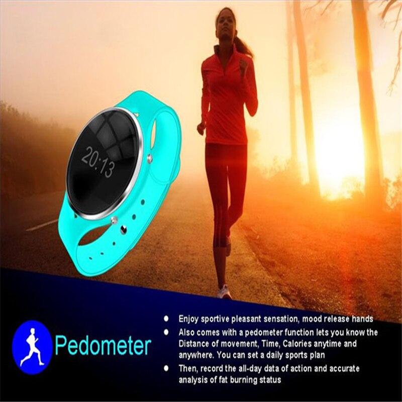 1PC Bluetooth Wrist Smart Watch Phone Mate For 4