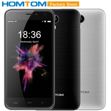 "Originial HOMTOM HT3 Pro 5.0""HD Screen Smartphone 4G MTK6735P Quad-core Cell Phone 2GB RAM+16GB ROM Dual SIM Cards Wake Gesture"