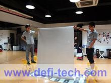 !! Window gray Rear screen film ,projector screen High quality low price!