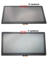 "New 15.6"" Touch Panel Glass Digitizer + LCD Screen Display Assembly For IBM Lenovo ThinkPad S5 Yoga 15 20DQ 20DQ0038GE Ultrabook"