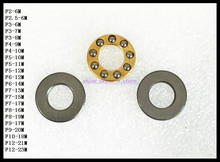 10pcs/Lot F6-12M 6mm x 12mm x 4.5mm 6x12x4.5 mm Axial Ball Thrust Bearing Brand New(China)