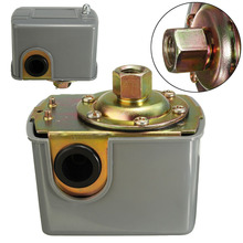 40-60 PSI Grey Water Pump Pressure Control Switch Adjustable Double Spring Pole Switch(China)