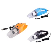 120W NEW Portable Car Vacuum Cleaner Wet And Dry car wash Dual Use Auto Car Cigarette Lighter Easy to Control 12V wholesale