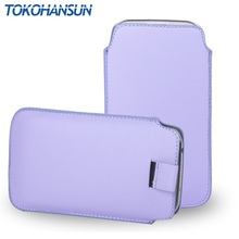 For motorola razr v3i 13 Colors PU Leather Pull Tab Sleeve Pouch Bag Case Cover Cell Phone Cases Bags Shell