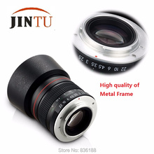 Buy JINTU 85mm F1.8-F22 Manual Focus Portrait Camera Lens Nikon D3100 D3300 D610 D7200 D7100 D7000 D5100 D5200 D5300 D5400 D90 for $112.00 in AliExpress store