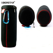 Travel Zipper Sleeve Case Bag For JBL Pulse/ Flip 2 Charge2 Charge 2 For Logitech UE Uitimate ears Boom Bluetooth Speaker Cover