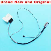 new Original LCD CABLE FOR LENOVO B50 B50-30 B50-45 B50-70 N50-70 LAPTOP LCD LVDS CABLE ZIWB1 EDP DIS CABLE DC02001XO00