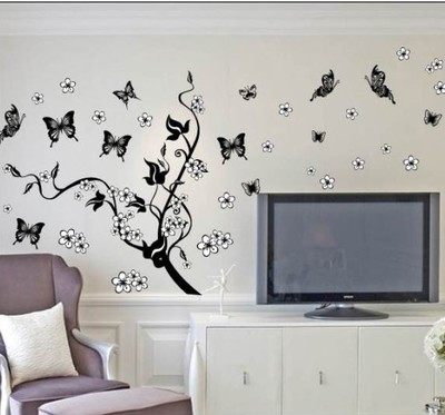 Wall decals butterfly