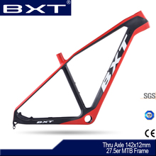 Buy BXT mountain bike 27.5er bicycles Frame 2017 China new Carbon mtb axis frames carbon mtb Matt/Glossy sturdy Mountain bike Frame for $349.00 in AliExpress store