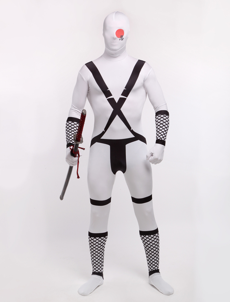 (PHC084) Samurai Sentai Shinkenger Superhero Costume Cosplay Lycra Zentai Suit For Halloween Party