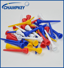 Min Order 50Pcs/Bag Golf Tees 54mm Durable Golf Tee 100% Factory price FREE SHIPPING