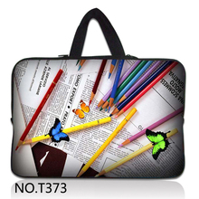 Pencil Notebook laptop Sleeve Bag Netbook Case For MacBook Air / Pro / Pro Retina 10 13 13.3 15.4 15.6 17.3'' Laptop Bags