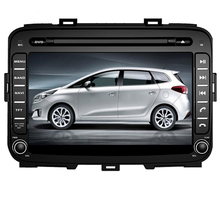 NaviTopia Wince 6.0 Car Multimedia Player For KIA Carens 2013 2014 2015 2016 Car DVD Auto Video Player GPS Navigation Radio