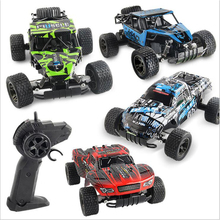 Rc Car 1:20 Scale High Speed RC Off-road Car 2.4G Remote Control Car Toy Machines On The Radio Controlled -Car Toys for Boys