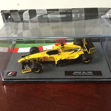 JORDAN 199 - 1999 HEINZ-HARALD FRENTZEN FORMULA 1 COLLECTION DIE CAST 1/43
