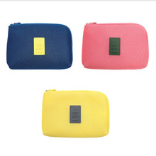 Fashion Cute Cable Hard Drive Case Electronics Accessories Travel Organizer  Digital Storage Portable Bag Hight Quality