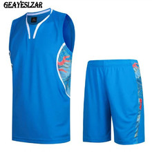 Olympic basketball clothes male basketball clothing set training suit jersey diy breathable