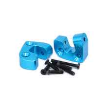 Alloy Rear Suspension Arm Mount For Rc Hobby Model Car 1-12 Wltoys 12428 12423 Monster Truck Short Course Off-Road(China)