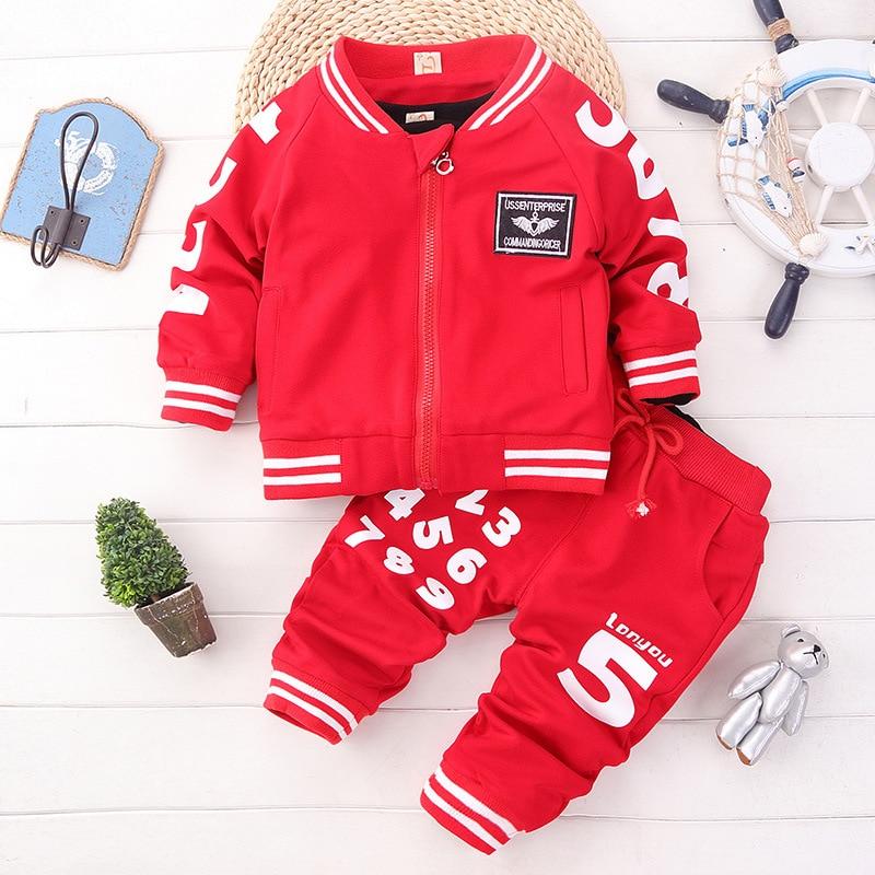 Children Clothing Set Spring Autumn Fashion 2017 Kids Boy Coat Jacket Pants Girl Sport Suit Style Boys Clothing Sets<br><br>Aliexpress