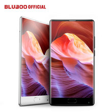 Bluboo S1 5.5'' FHD 4G Smartphone Bezel-less MTK6757 Octa Core Android 7.0 4GB RAM 64GB ROM Dual Rear Camera Mobile Phone(China)