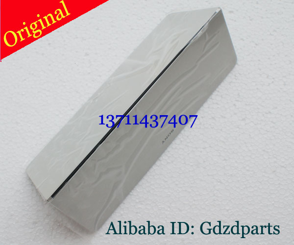 Original New sliver Brushed metal Cover For SONY VAIO Series 025-1007-6753-A 025-1003-6754-A Hoogml  009-100A-4450-A HOOJGL<br><br>Aliexpress