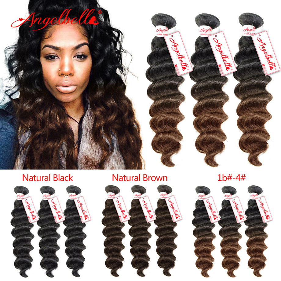 Loose Body Wave Weave Hair Bundles for Cheap Inexpensive Peruvian Colored Hair Extensions Angelbella Wavy Virgin Hair Product <br><br>Aliexpress