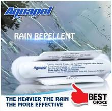 10-pieces From USA AQUAPEL Windshield Glass Water Rain Repellent TREATMENT APPLICATIONS Repels Computer Cleaners original parce(China)
